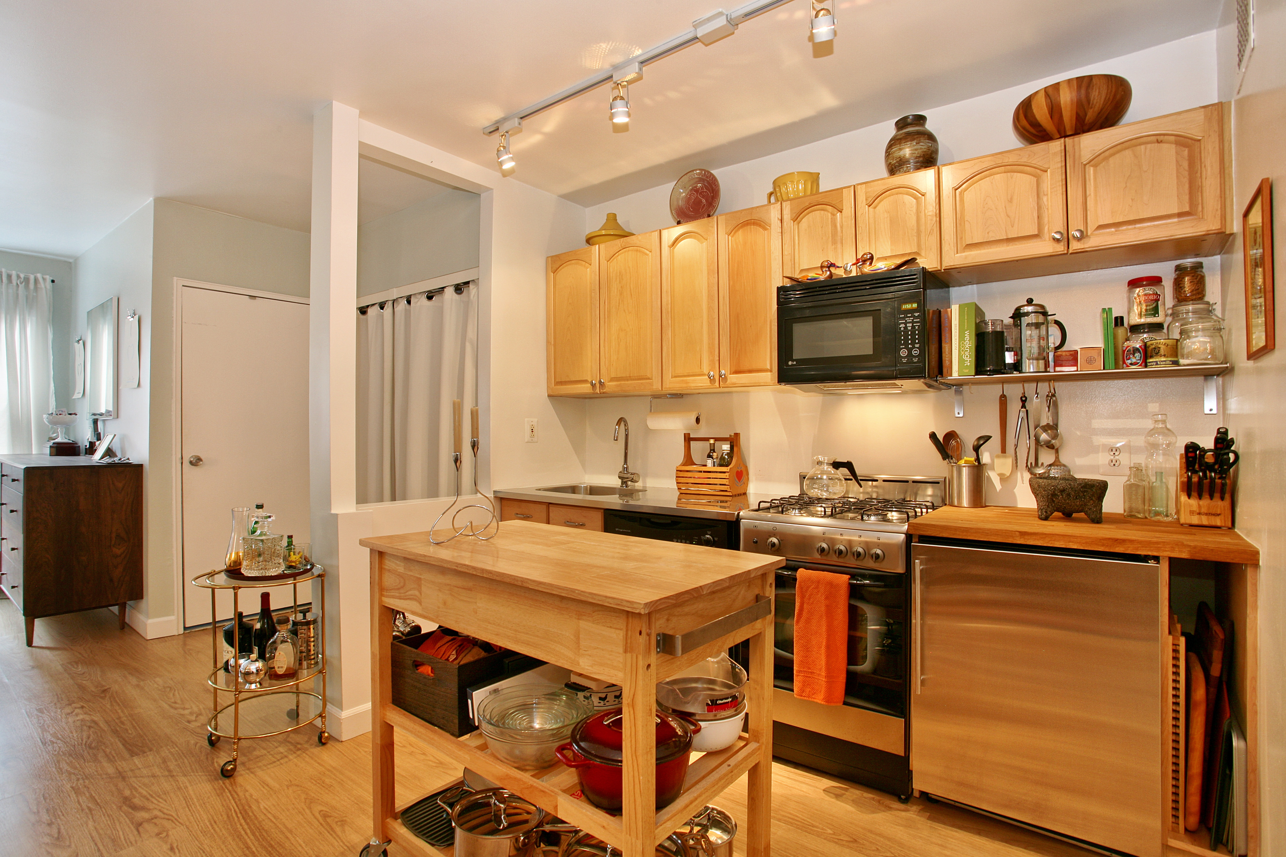 Kitchens: What's Your Ideal Kitchen Type? | The Real Estate Beauty ...