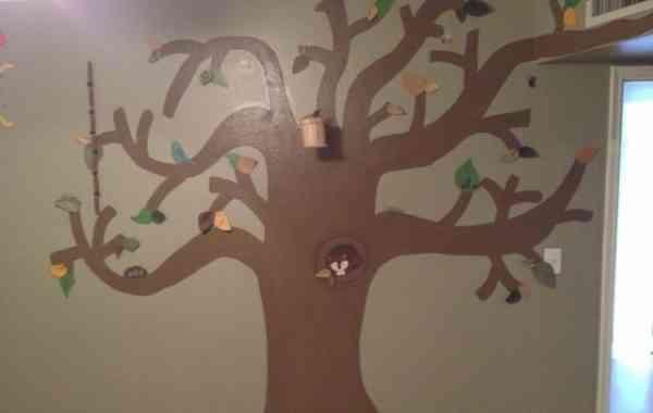 Terrifying Children's Wall Murals