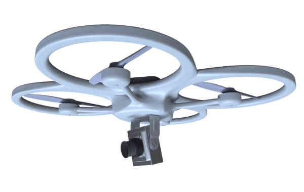 Drones the next big thing in Real Estate?