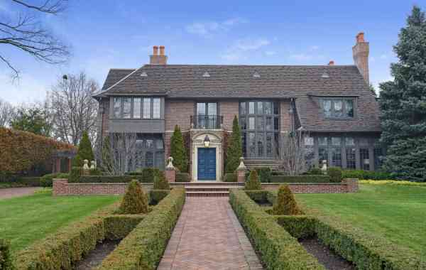 Luxury Listing of the Week: Hinsdale Mansion with Bowling Alley