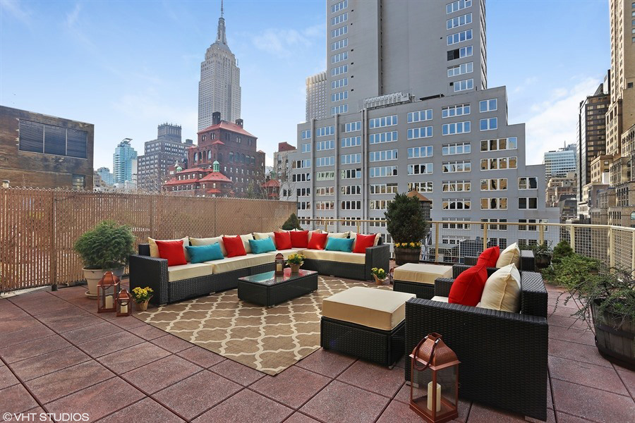 NYC rooftop - VHT