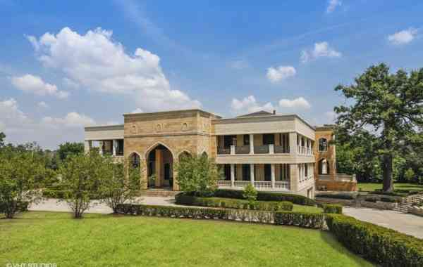 'Villa Taj' Mansion in Burr Ridge Listed for $10.95 Million